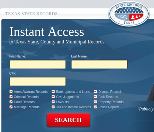 texaspublicrecords