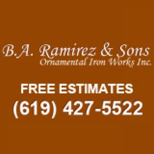 b-a-ramirez-sons-ornamental-iron-works-inc