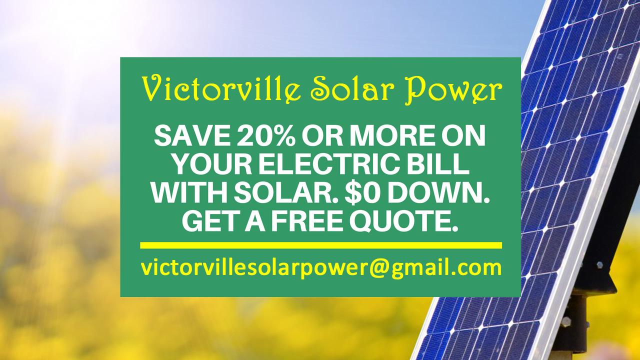 victorville-solar-energy