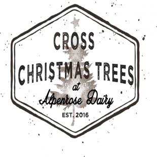 cross-christmas-trees