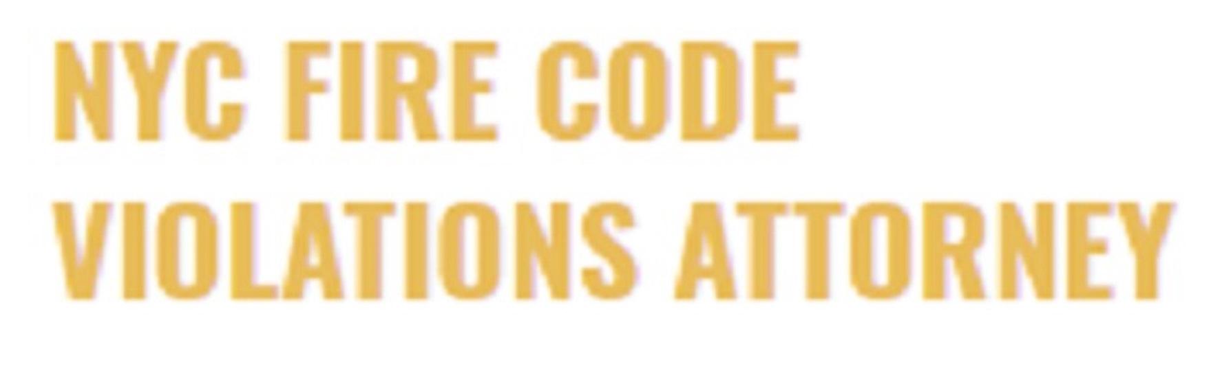 fire-code-violations